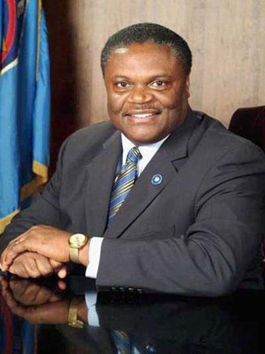 Mayor Jamie Mayo