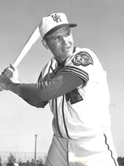 Fred Green played college baseball at the University of Houston after playing on Abilene High's state finalist baseball team in 1955 and state championship team in 1956. The 1956 AHS grad also played on the Eagles' football team that won state titles in 1954 and 1955.
