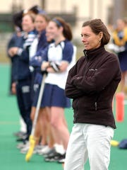 Missy Foote, who led the Middlebury women's lacrosse program to five national championships, will be inducted into the school's Hall of Fame this fall.