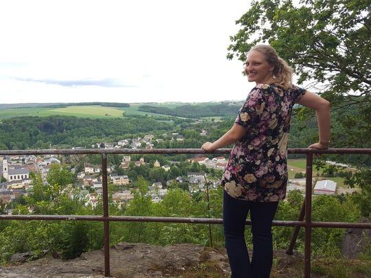 Olivia Gear spent a Fulbright year in Germany.