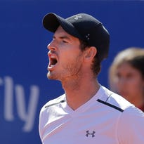 Andy Murray, Rafael Nadal advance to Barcelona Open semifinals
