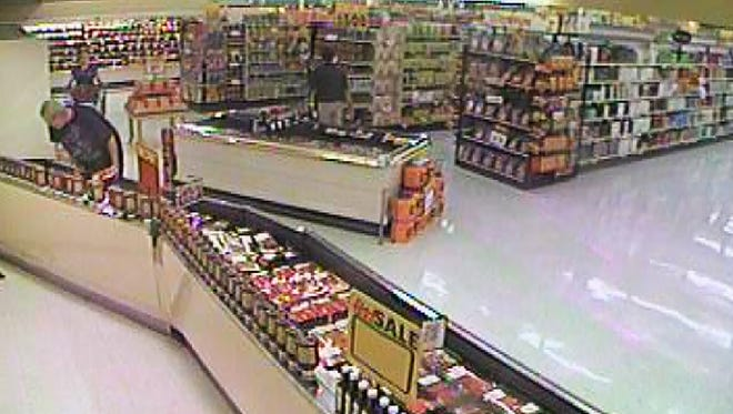 This man entered the Food Lion grocery store on 471 E. Main St. in Gallatin on Sept. 5 and stole a package of steaks, police said.
