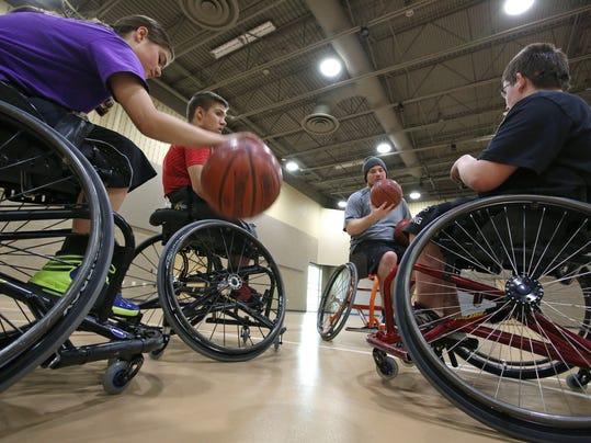 Exchange Madison Wheelchair Basketball (2)