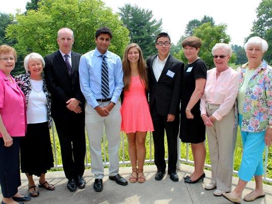 Group ShotVBH scholarships