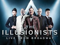 Save up to 25% on Illusionists Tickets