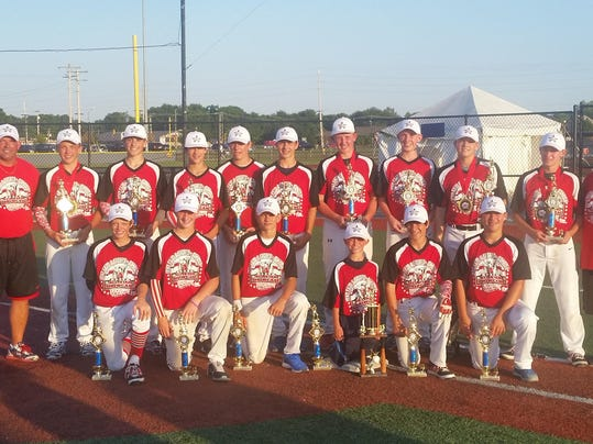Wisconsin All-Stars U13 Baseball