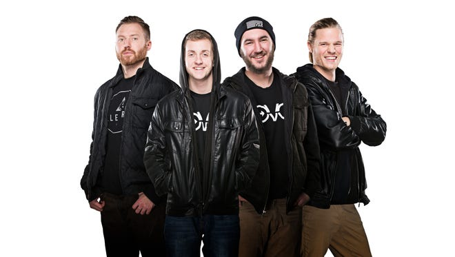 The punk band I Prevail, which includes Steve Menoian, on lead guitar, Brian Burkheiser, on vocals, Eric Vanlerberghe, on vocals, and Lee Runestad, on drums, is currently touring the nation with Michigan shows set for May. Lead vocalist, Burkheiser, grew up in Kimball Township.