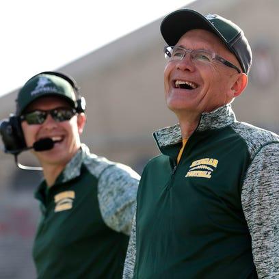 Edgar football coach Jerry Sinz estimates he was paid