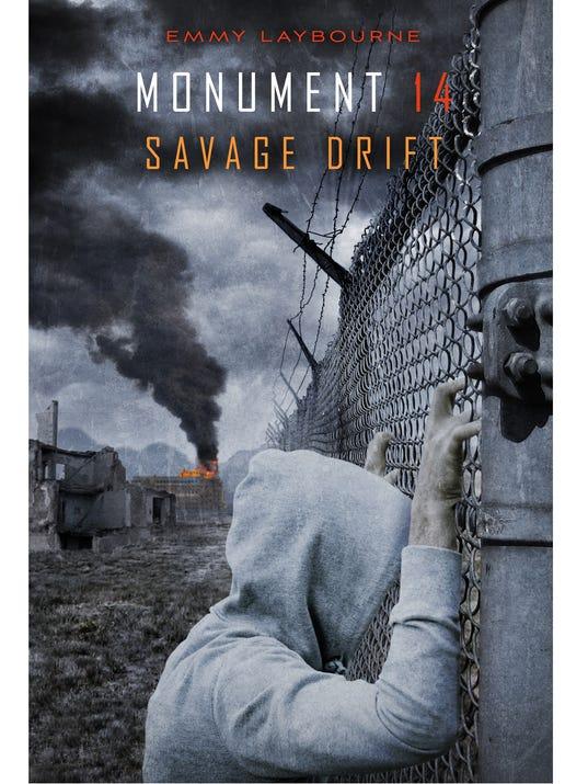 Monument 14: Savage Drift Monument 14 Series