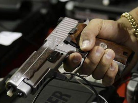 A University of Indianapolis study links state's 'red flag' gun removal law to decrease in suicides.