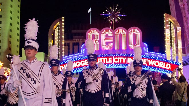 """The Wolf Pack will hold """"Arch Madness"""" before the March from the Arch on Friday night."""