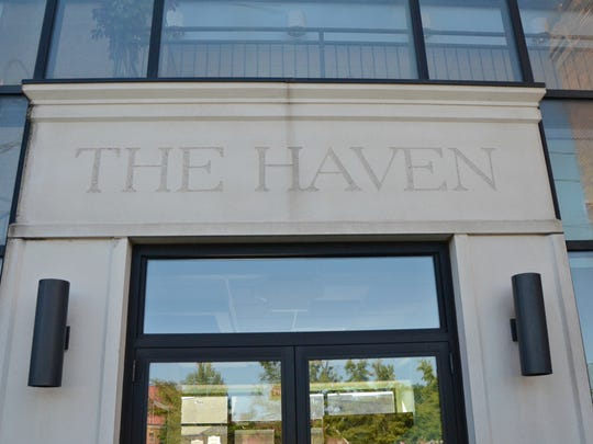 The Haven of Rest Ministries at 11 Green St. in Battle Creek.