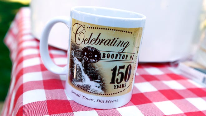 Boonton celebrates its 150th anniversary in 2017.