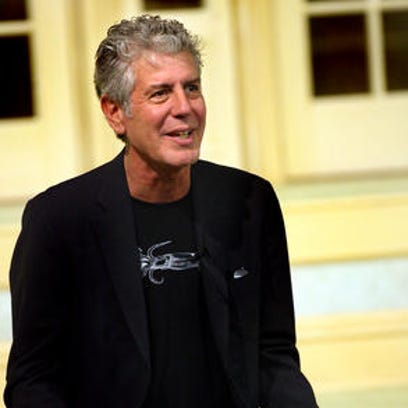 What we talk about when we talk about Anthony Bourdain | Mark Hinson