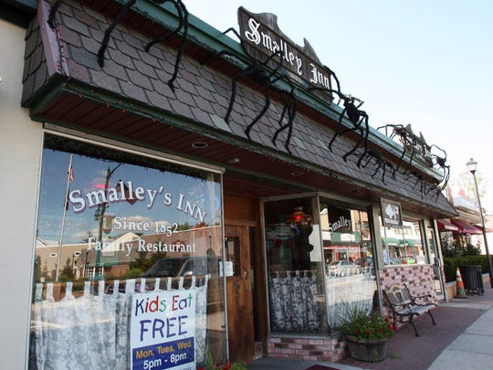 A view of Smalley's Inn in Carmel photographed Sept. 3, 2009.