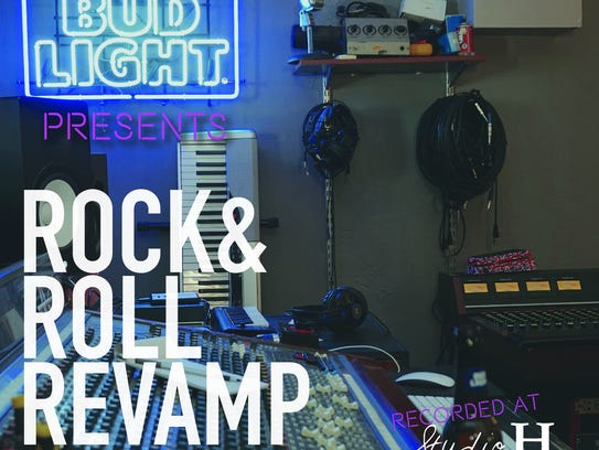 """""""Rock & Roll Revamp"""" features 10 Fox Valley bands and"""