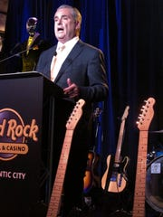 Hard Rock International CEO Jim Allen says his company's