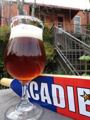 Bayou Teche's Explore Acadian history with Acadie Bière de Garde.