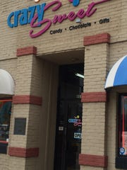 Crazy Sweet is at 201 W. College Ave. in downtown Appleton.