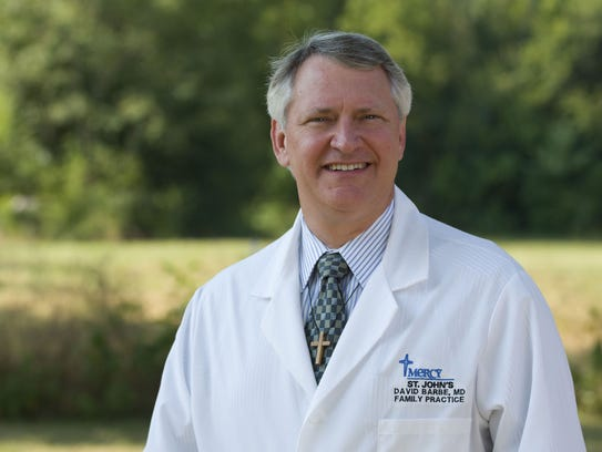 Dr. Dave Barbe