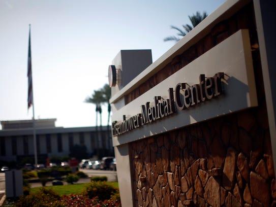 Eisenhower Medical Center in Rancho Mirage