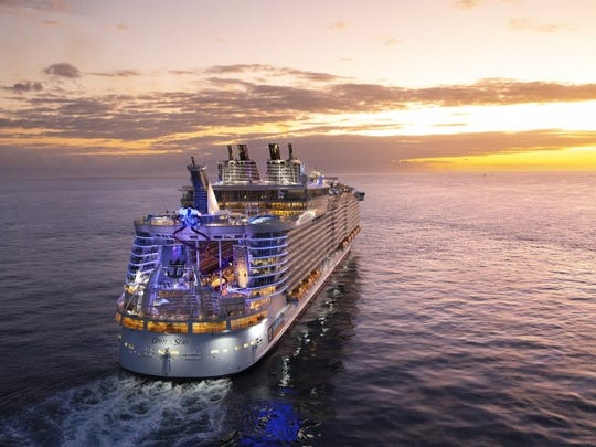 Royal Caribbean has pushed back its return to the seas.