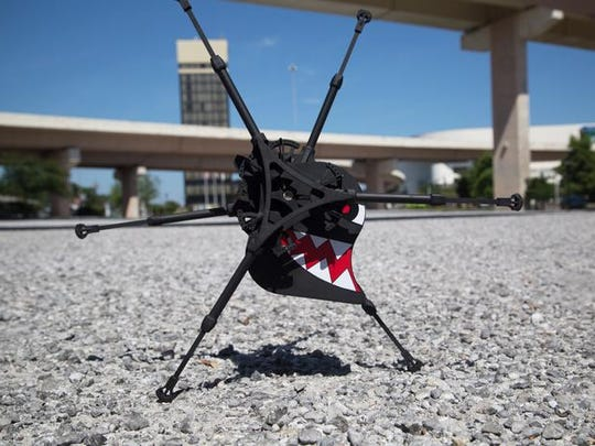 The OutRunner is designed to bring the field of robotics to the people.