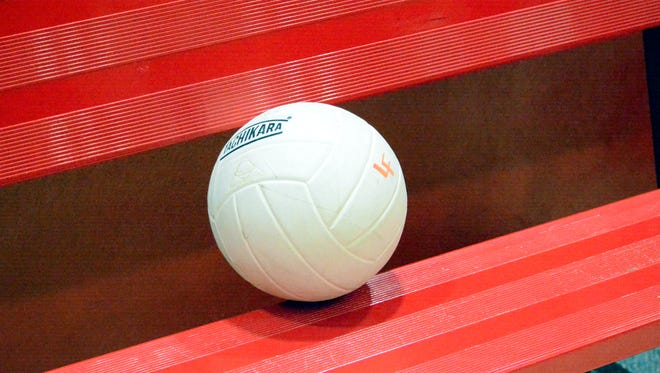 Volleyball promo.
