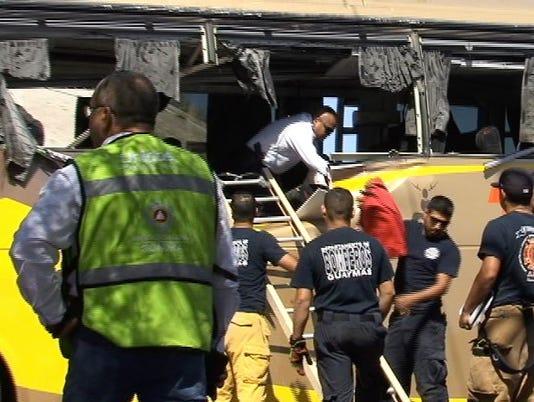 Tufesa bus crash