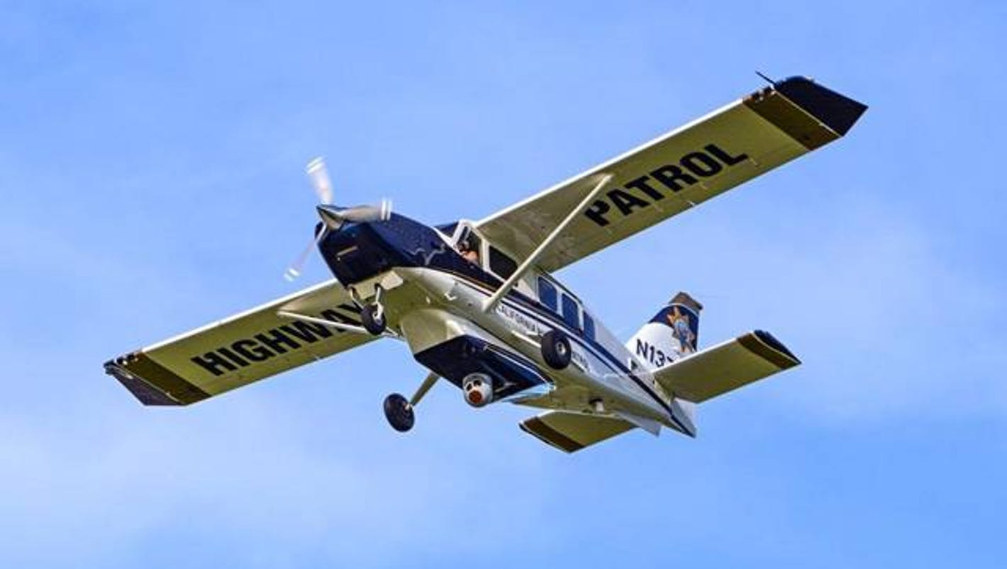 chp plans aircraft patrols to help nab speeders in ventura county