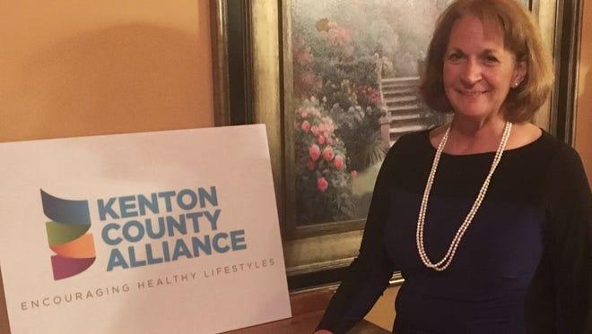 Kenton County Alliance Coordinator Diana O'Toole.