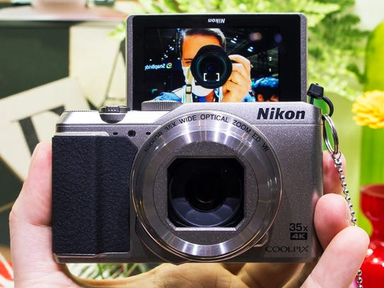 Nikon's Coolpix A900 puts a lot of power in your pocket.
