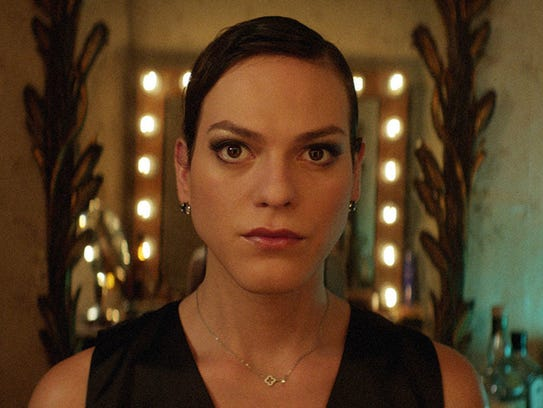 "Daniela Vega stars in the Oscar-nominated ""A Fantastic"
