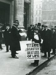 News of the Titanic disaster made headlines for months after the ship sank.