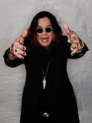 From 2011: Ozzy Osbourne at the Tribeca Film Festival