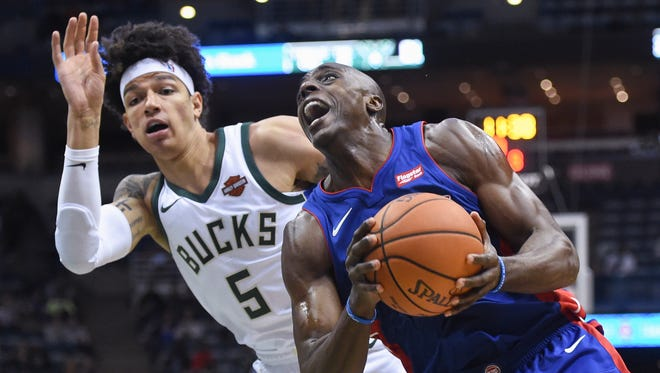 D.J. Wilson of the Bucks should see plenty of playing time during summer league action after a rookie season filled mainly by inactivity.