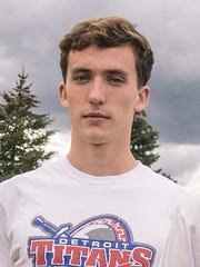 Plymouth senior Ethan Byrnes earned Division 1 All-State honors for the runner-up Wildcats.