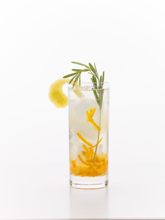 Recipe: Orange marmalade and rosemary cocktail