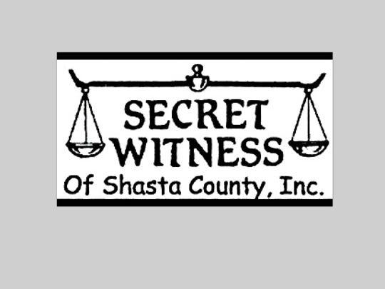 Secret Witness of Shasta County