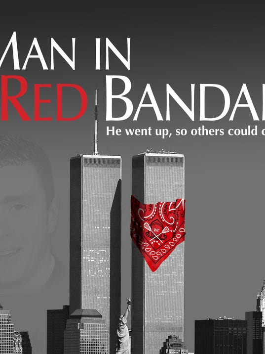 9 11 Anniversary Bandana Film He Went Up So Others