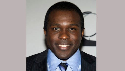 """FILE - In this May 4, 2011 file photo, actor Joshua Henry attends the Tony Awards Meet the Nominees Press Reception in New York. Henry who has been playing Aaron Burr in the Chicago production of """"Hamilton,"""" will take his character on the road in the first national tour. (AP Photo/Charles Sykes, File)"""
