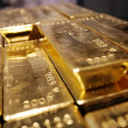 Gold is not exactly an easy investment to store.