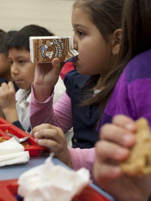 More than 600,000 children in Arizona get free or reduced lunch at their public school, according to the Arizona Association of Food Banks.