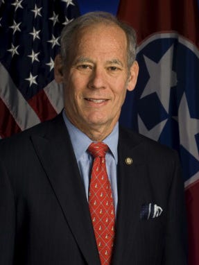 Tennessee Comptroller Justin P. Wilson