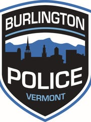 The new Burlington Police Department patch created by Select Design.