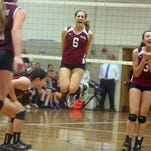 Scarsdale needs five games to defeat Fox Lane in Class AA volleyball