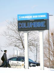 Columbine High School remains alert.