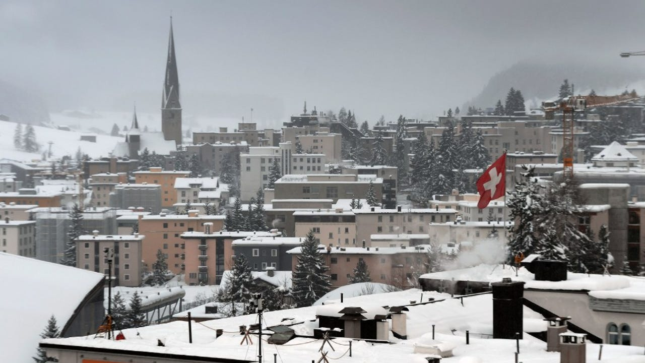 What the Heck is Davos? Davos is one of Switzerland's largest ski resorts, and in mid-January, the town plays hosts to the World Economic Forum's annual winter conference.