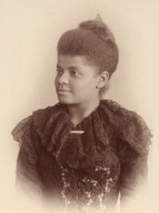 Crusading journalist Ida B. Wells was born in Holly