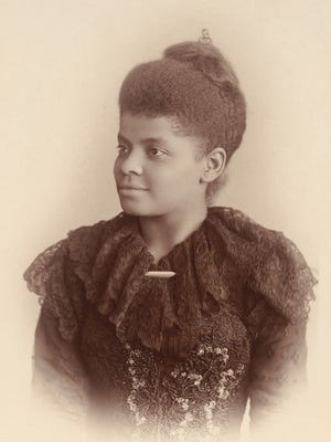 Crusading journalist Ida B. Wells was born in Holly Springs, Mississippi, on July 11, 1862.